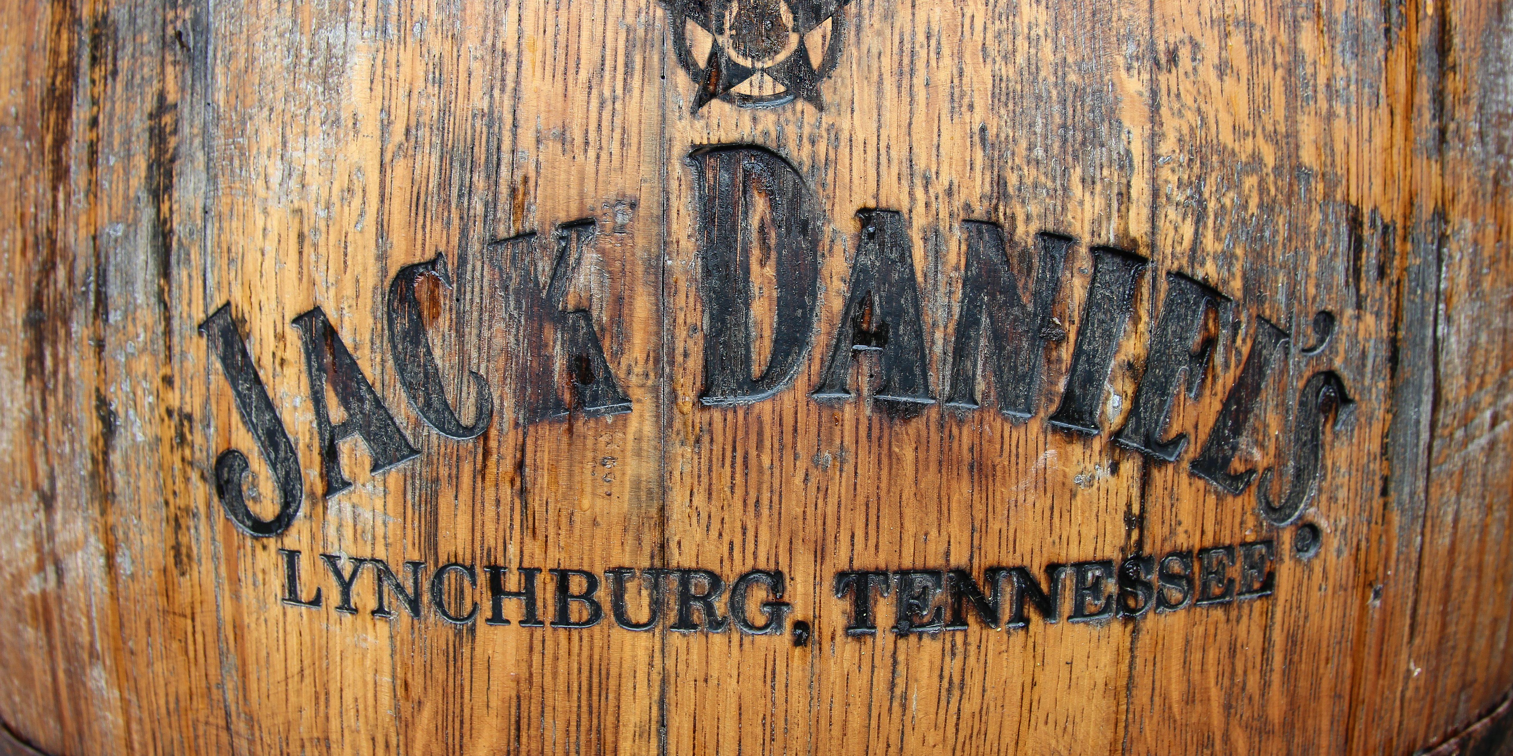 Jack Daniel's SINGLE BARREL 70cl 100 PROOF 50° TENNESSE WHISKEY à ...