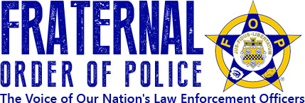 Fraternal Order of Police logo with text